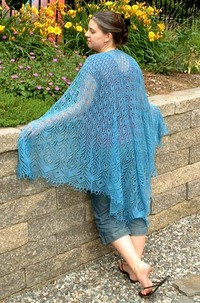Peacockshawl